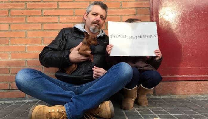 homeless entrepreneurship