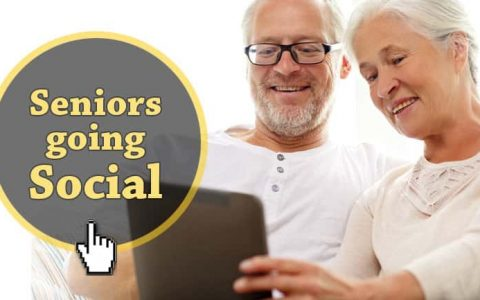 social media technology trends are changing the lives of elderly