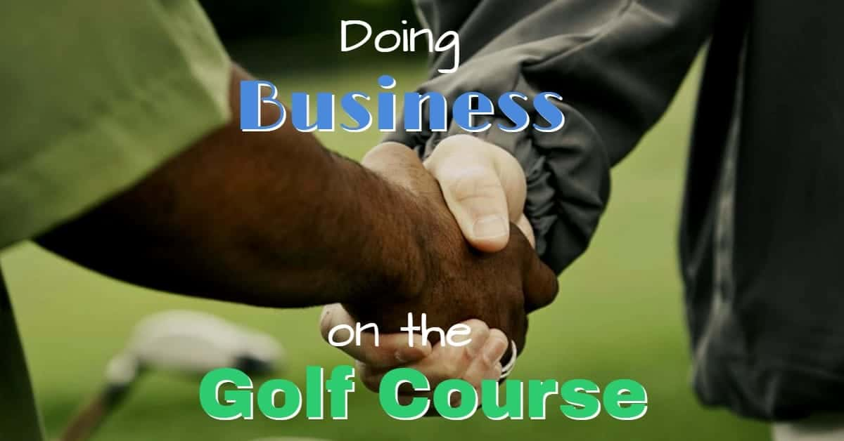 golf business ideas